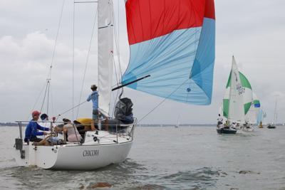 J24s featured at Charleston Yacht Club Regatta