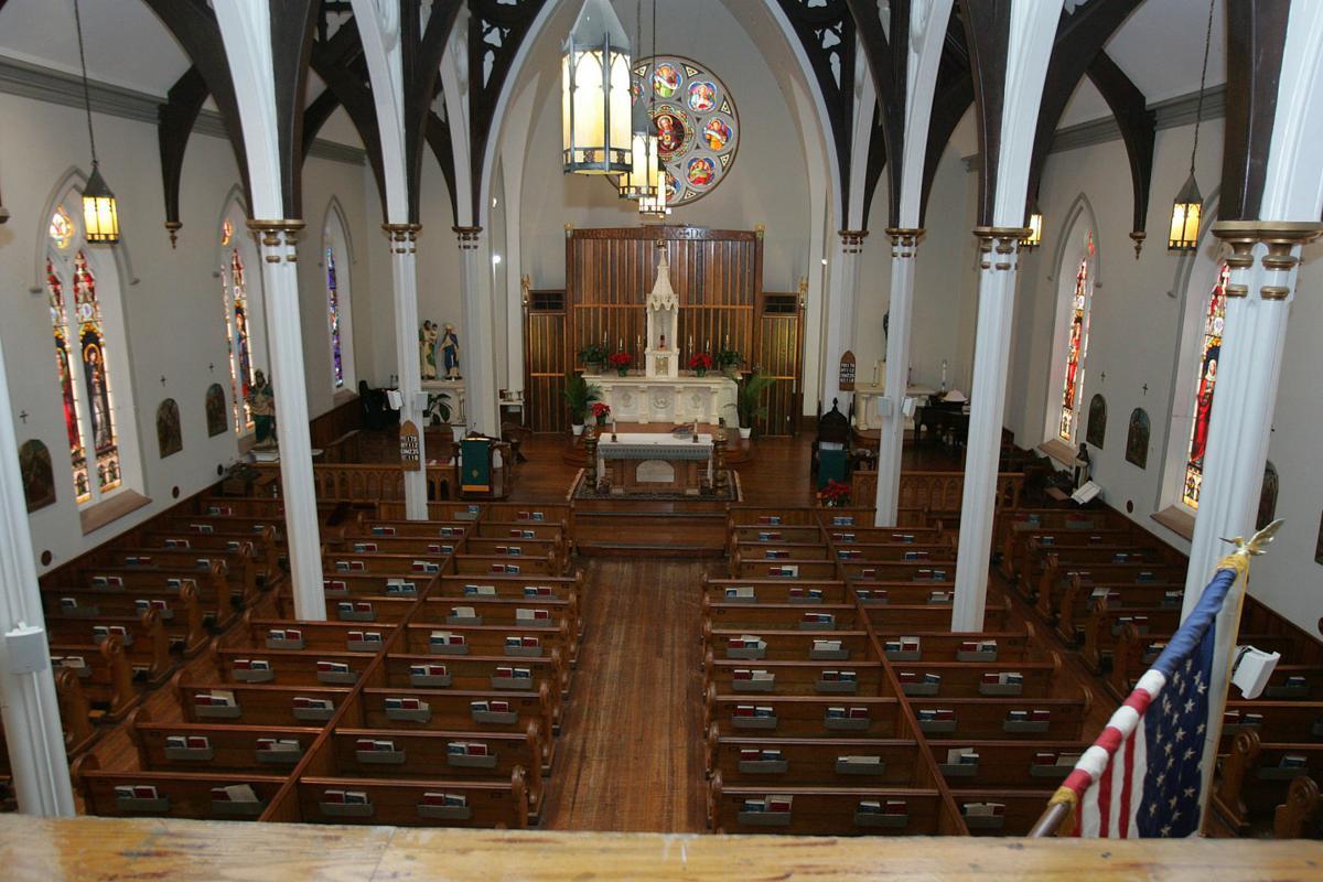 St.Patrick's Catholic Church