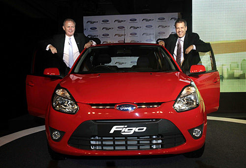 Ford expanding its investment in Asia