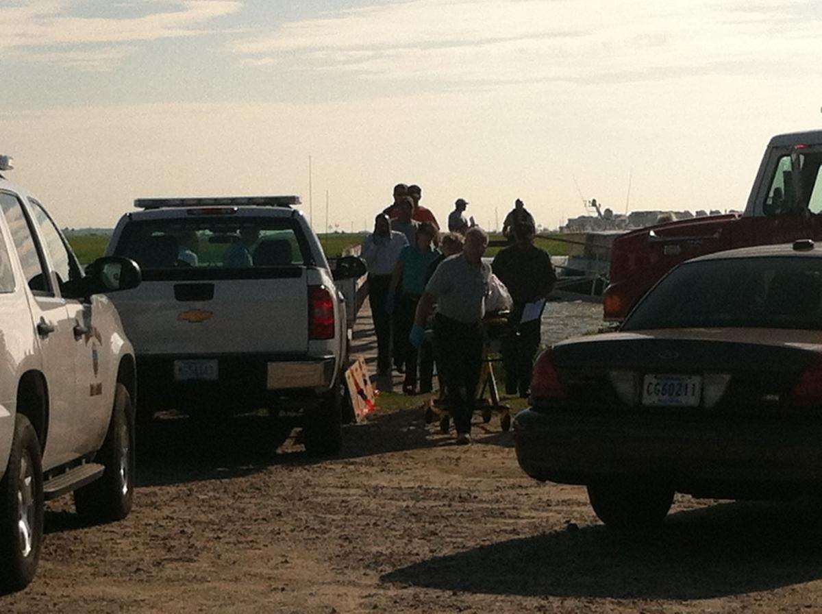 Body found off Sullivan's Island