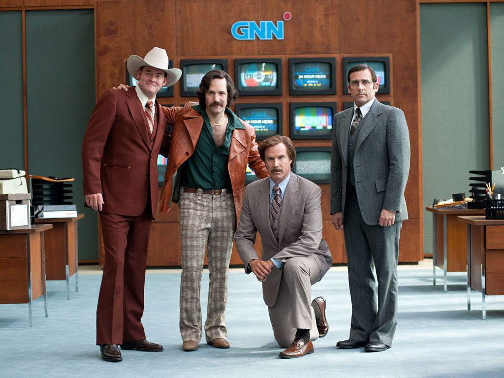 Will Ferrell and Adam McKay's partnership is one forged on jokes, continues with 'Anchorman 2: The Legend Continues'