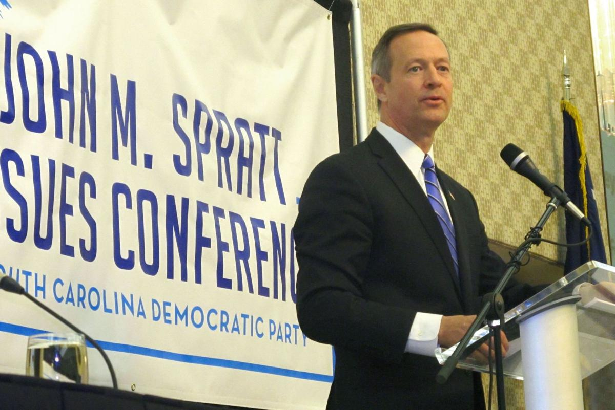 O'Malley plans to decide about presidential bid this spring