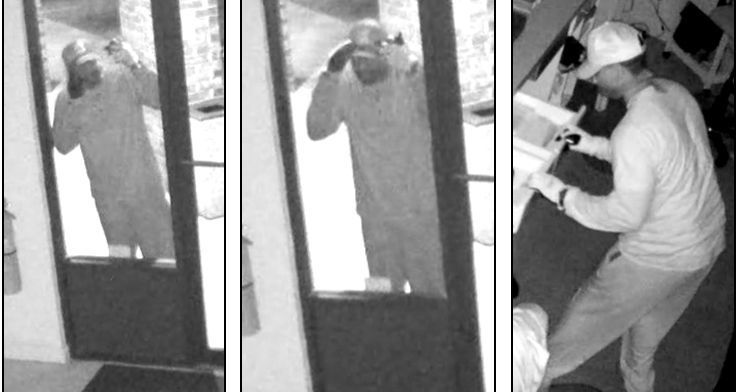 Crime Stoppers asking for help finding suspect in Walterboro break-ins