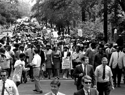 Through the eyes of the Charleston hospital workers movement: 50 years later