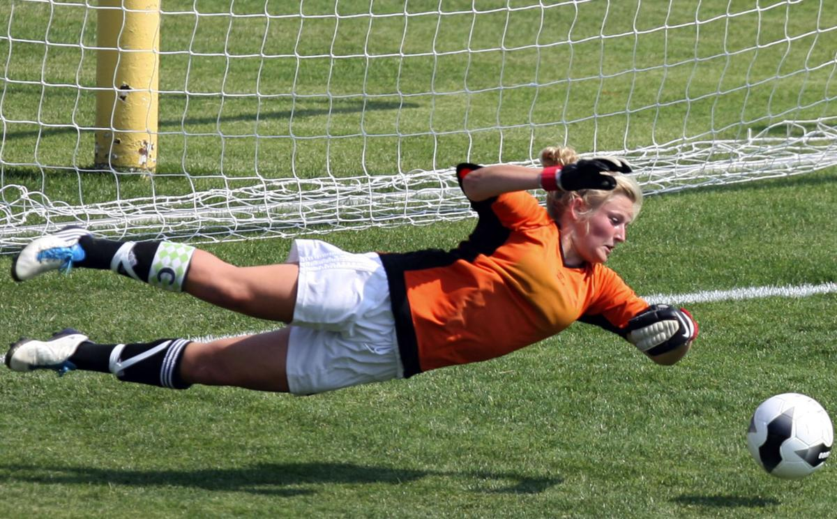 Ultimate goal within reach Gossen keeping Academic Magnet on track for another soccer title