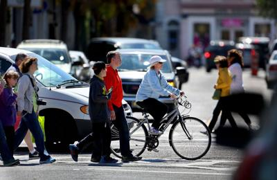 S.C. bike/ped deaths high, spending low Study rates cyclist, pedestrian safety against investment in projects
