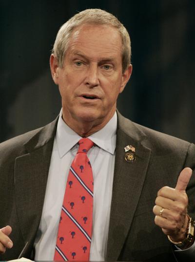 Rep. Wilson unveiling legislative agenda for 2015 (copy)