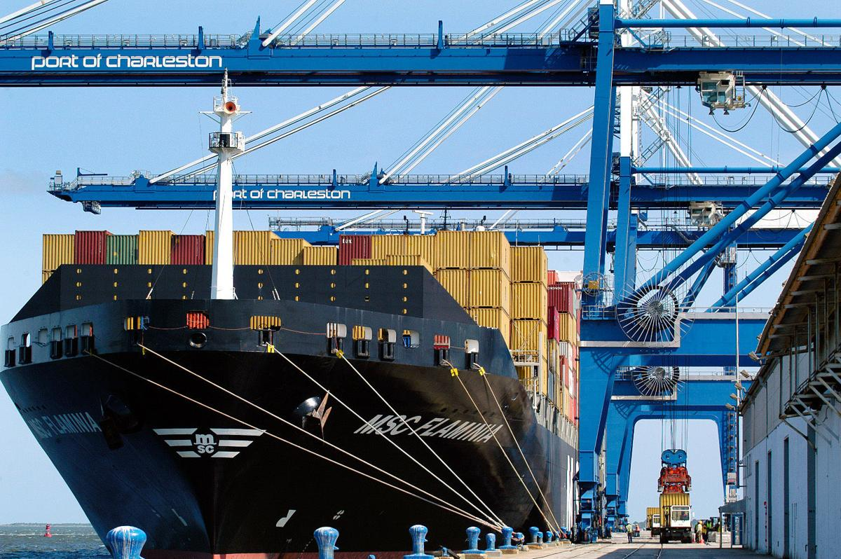 One crew member killed, several injured in fire aboard MSC container ship from Charleston
