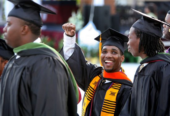 SC State Graduation