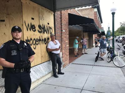 George Floyd protests in Summerville