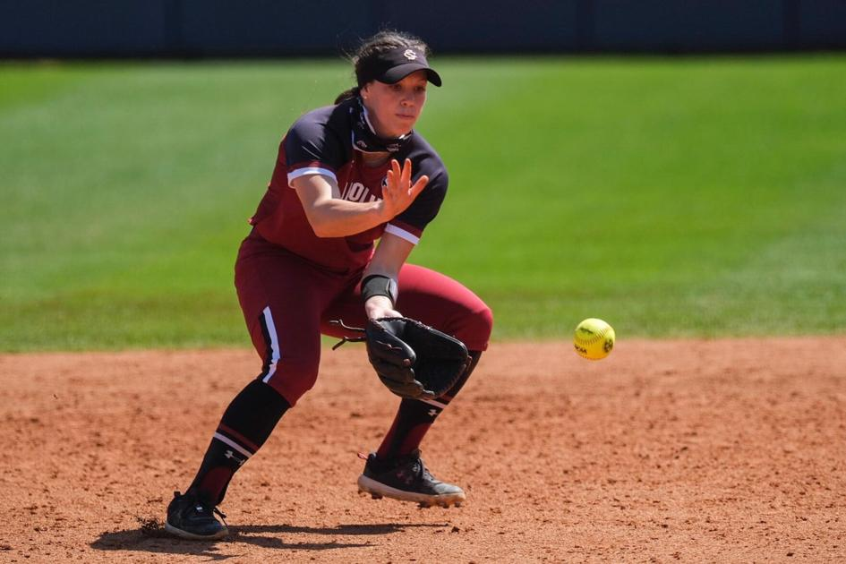 One home run from Gamecocks' record, Mackenzie Boesel focused on bigger things