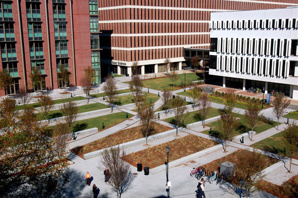 BEHRE COLUMN: Parking lot now a green plaza at MUSC