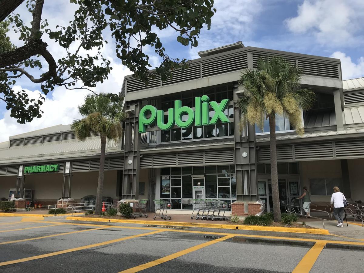 Publix supermarket in Mount Pleasant's Queensborough Shopping Center (copy) (copy) (copy) (copy)