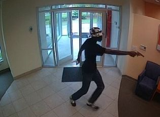 Police release photos of North Charleston bank robbers