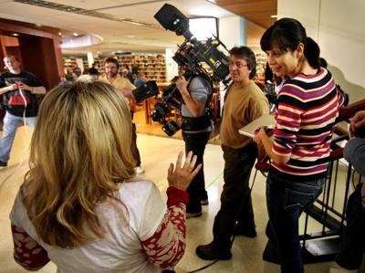 Filming in Charleston / SC (copy)