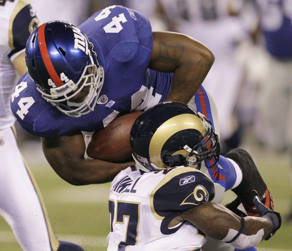 Monday Night Football, Rams vs. Giants