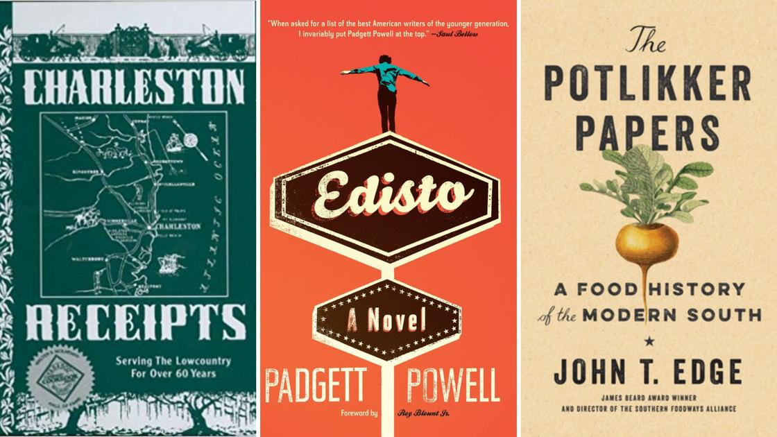 17 must-read books to understand Charleston's food