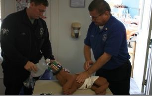 Donated mannequins give Charleston firefighters additional pet CPR training