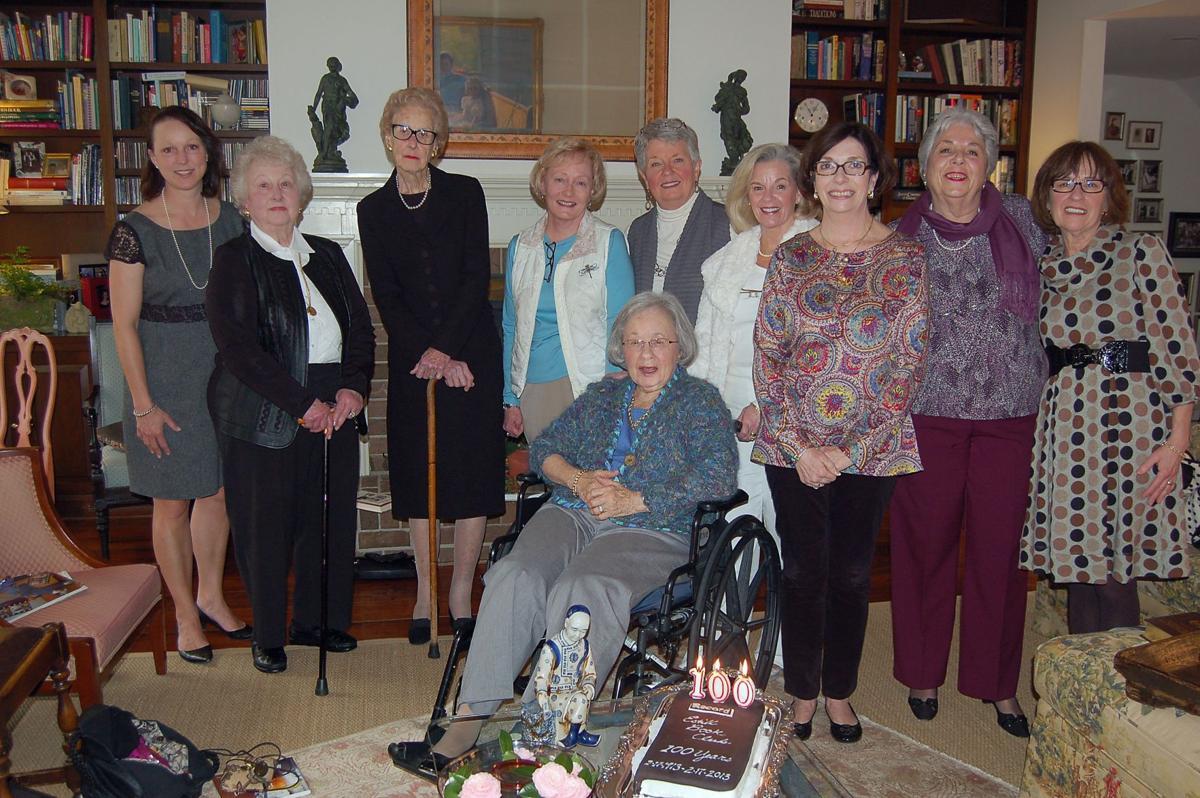 Estill Book Club Celebration