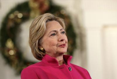 Clinton campaign says it raises $37M in 4th quarter