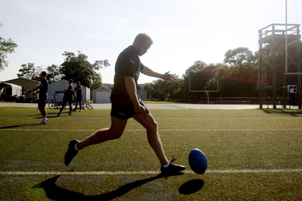 Citadel rugby team aims at national title