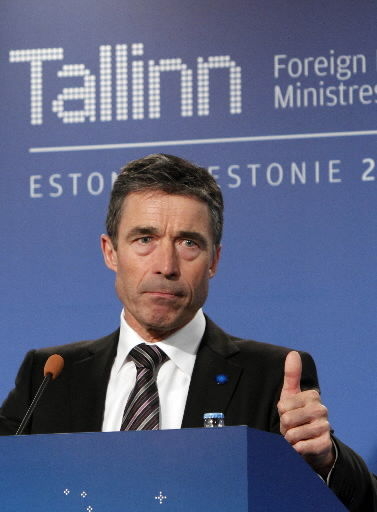 NATO nations aim to start transfer of control