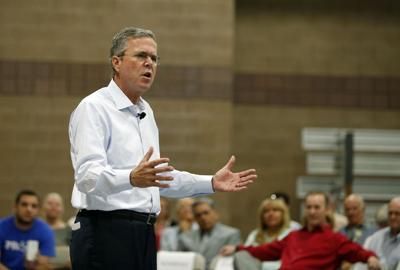 Bush: New gun limits not way to prevent shooting tragedies