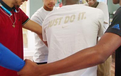 Teens learn job skills