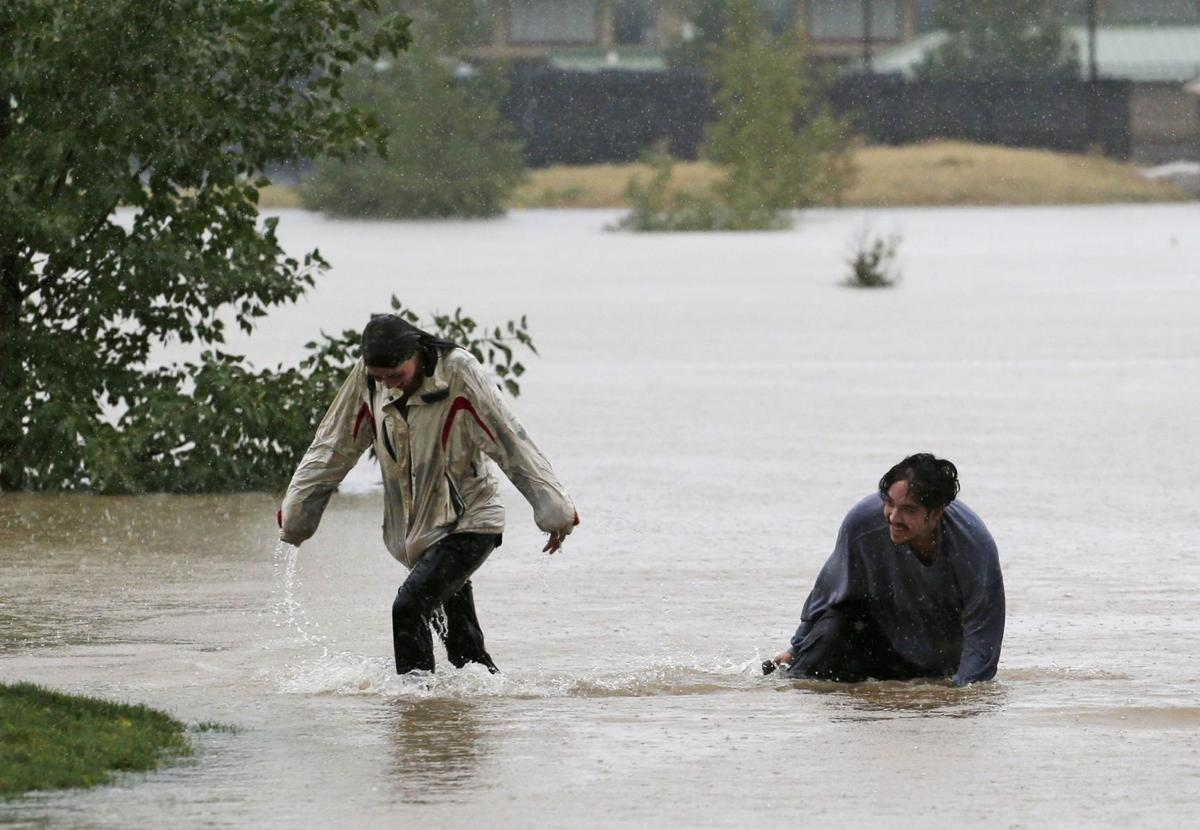Boulder area calls for thousands more evacuations as rain, flooding continue