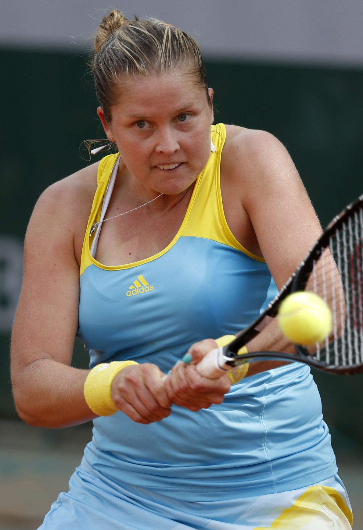 Daniel Island's Rogers loses in second round of French Open