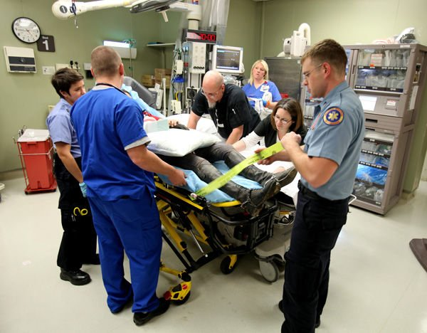 MUSC trauma center now a nationally ranked Level 1
