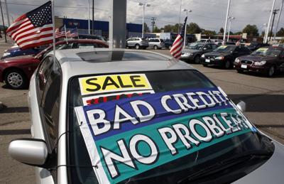 Credit score uncertainty