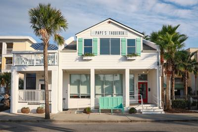 Country Star Zac Browns Chef Quietly Opens A New Spot On Iop
