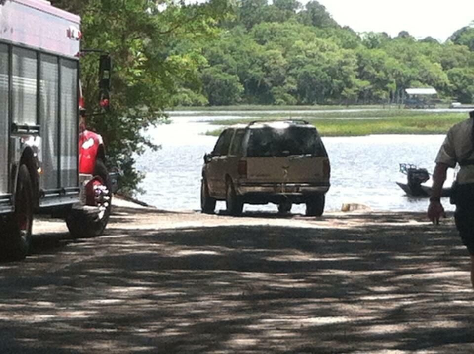 Bodies found in submerged car in Hollywood creek identified as 2 missing men