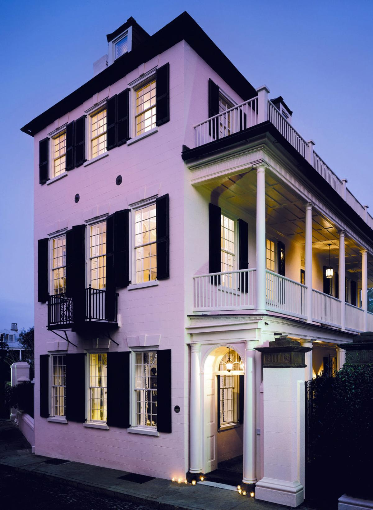 preservation society of charleston presents fall tour of homes