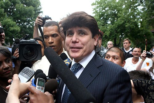 Blagojevich convicted on 1 minor count; retrial planned