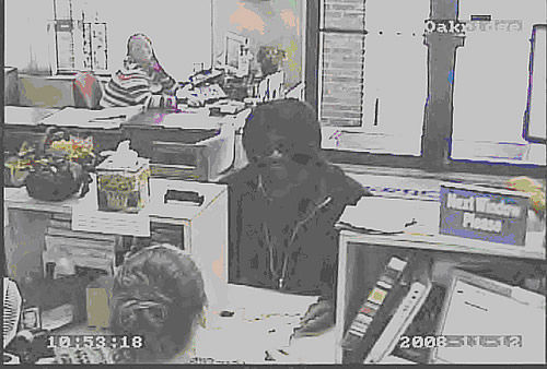 Police release photo of suspect in Nov. 12 bank robbery