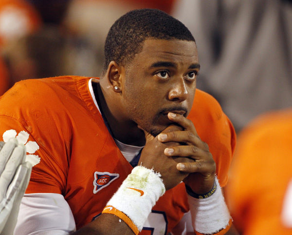 Clemson coaches try to get QB Boyd back on track for ACC championship game