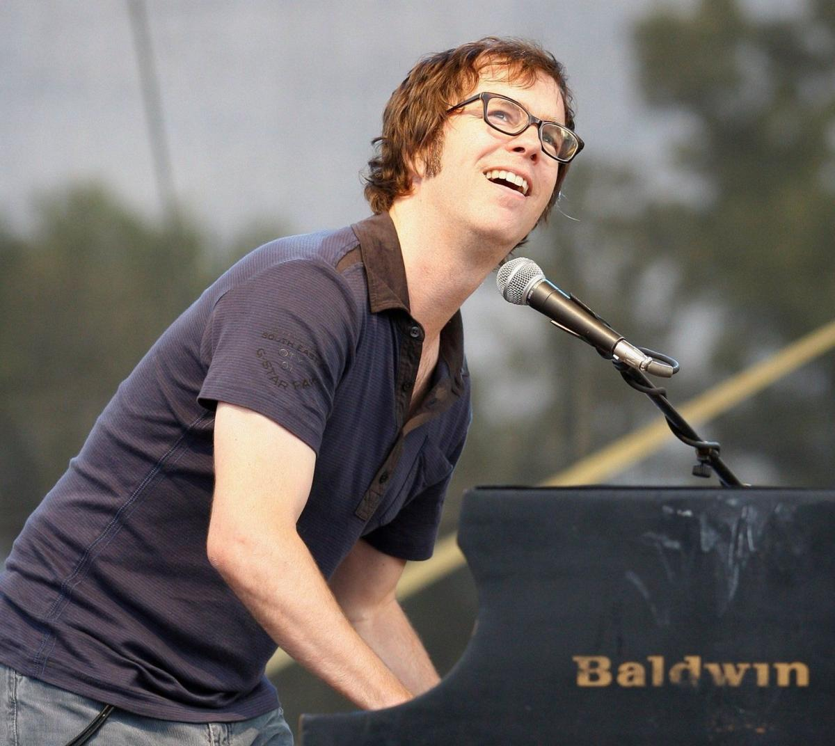 Black t shirt ben folds - Cso Goes Pop With Ben Folds Orchestra Exerience