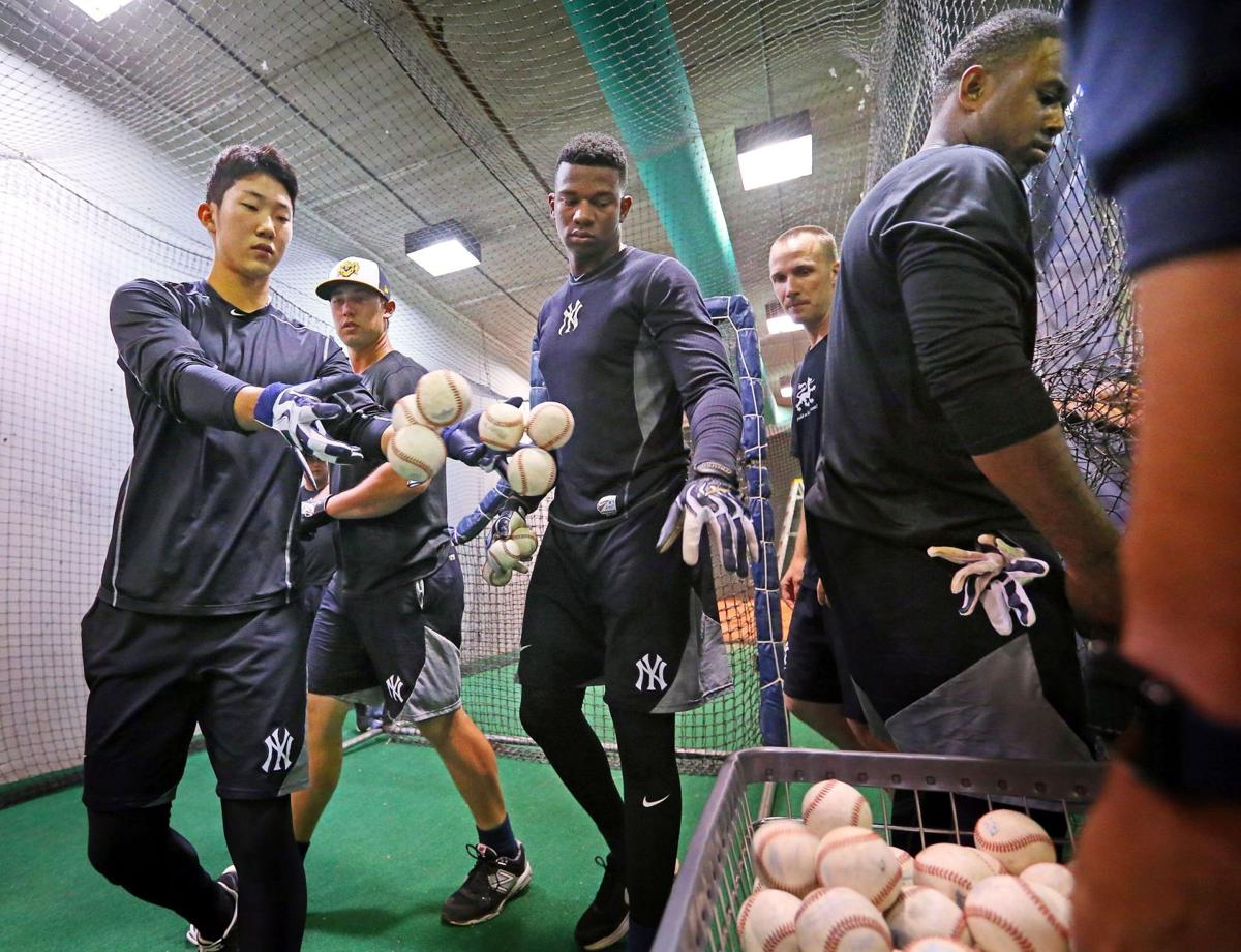 Life in America Through language barrier and laughs, 3 RiverDogs help Korean teammate adjust