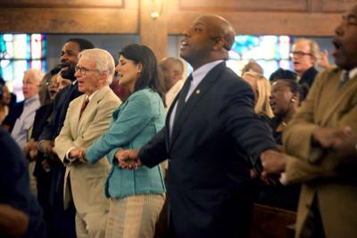Seeing eye to eye on reality of race relations