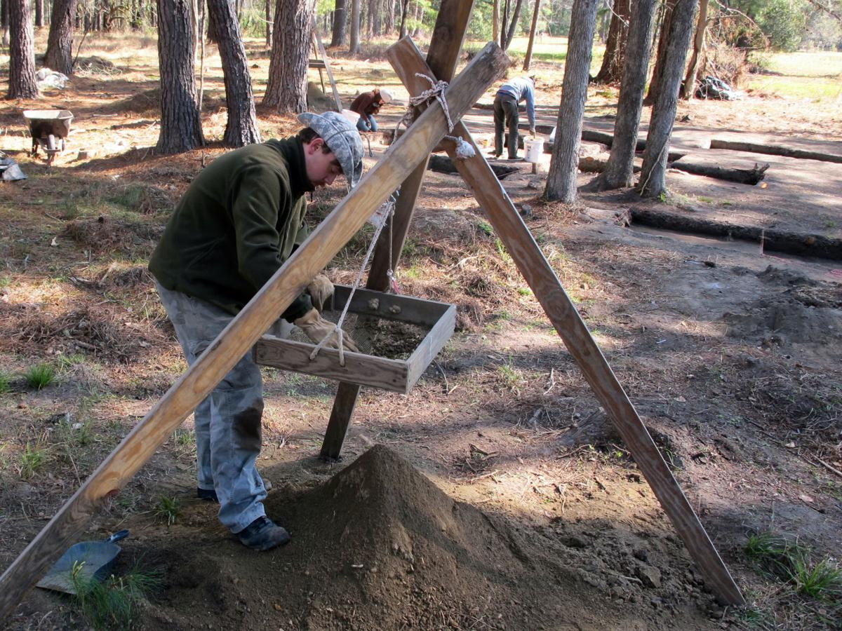 Dig reveals more aspects of past at McClellanville plantation