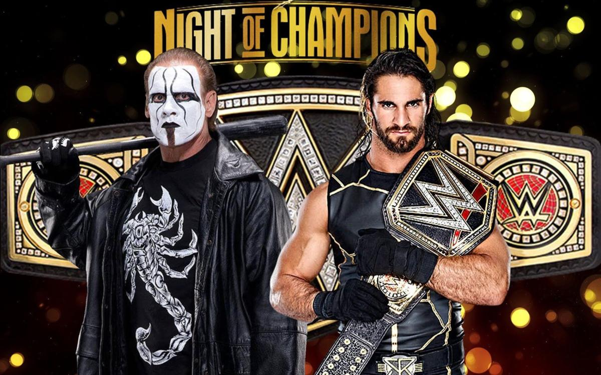 Can Sting afford another WWE loss?