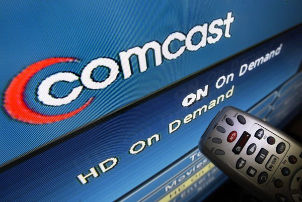 About 5,000 Comcast customers lost cable service Wednesday
