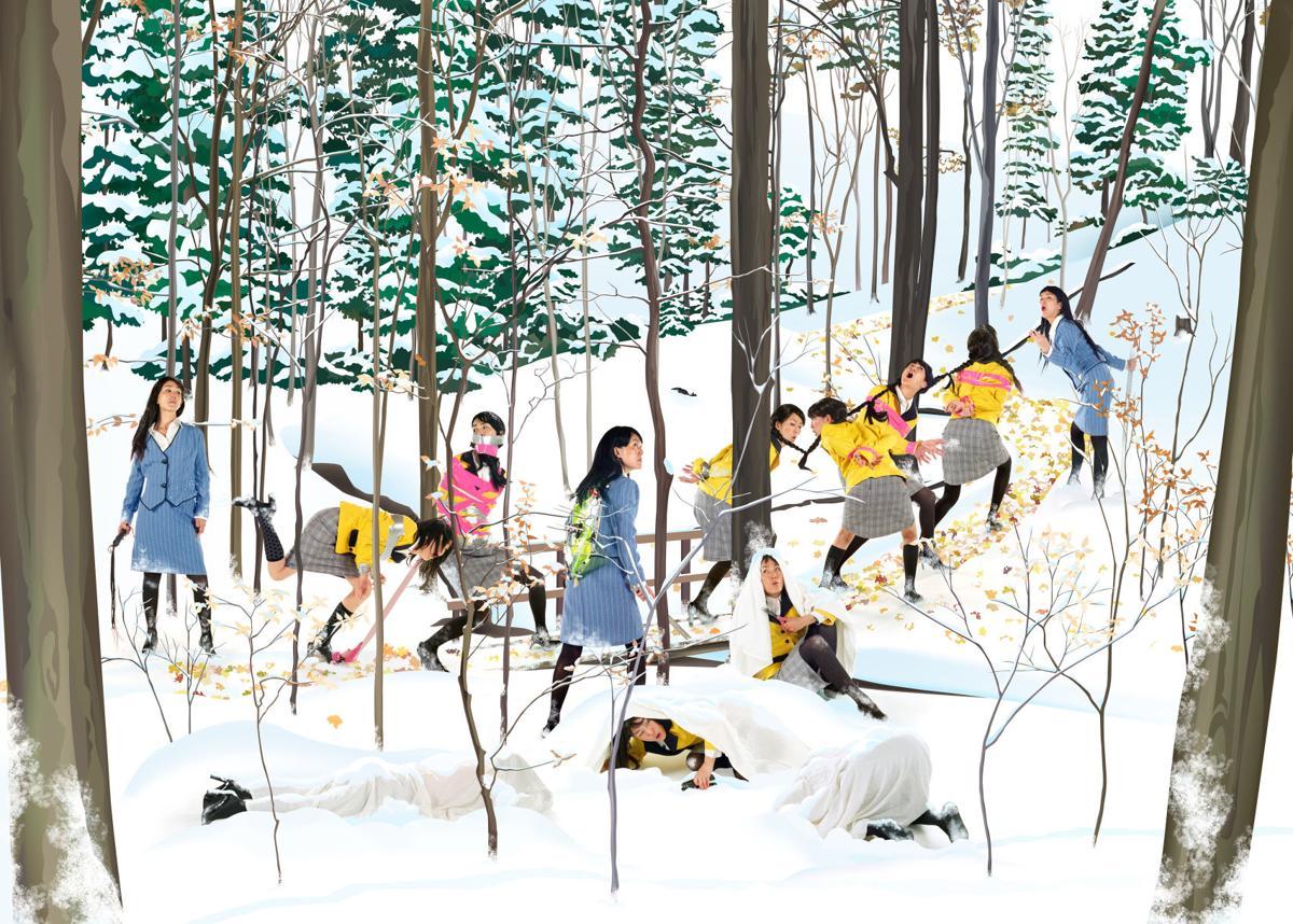 Kato - Snowy Woods.jpg
