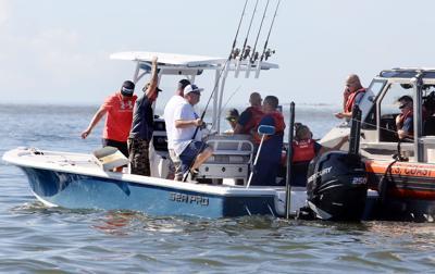 Coast Guard Charters