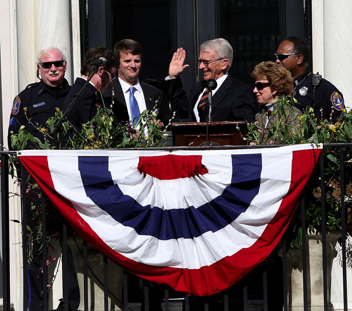 Inauguration of Mayor Joe Riley