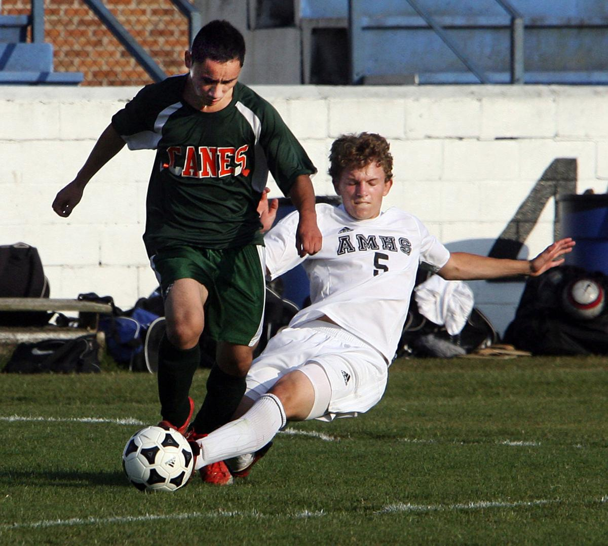 Academic Magnet Soccer Wins Lower State