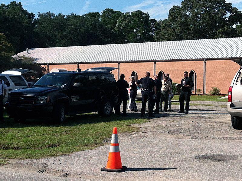SWAT surrounding Johns Island home where man threatening suicide