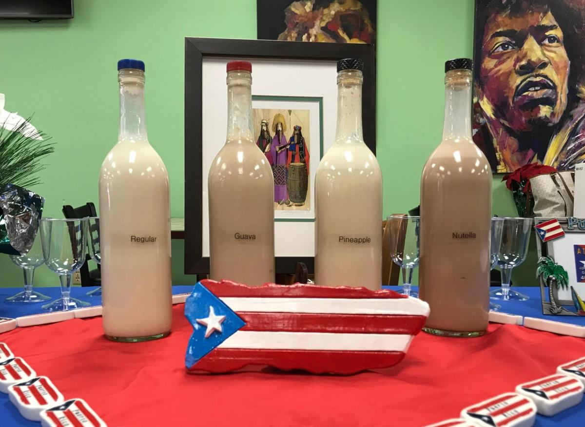 Omayra Colon coquito